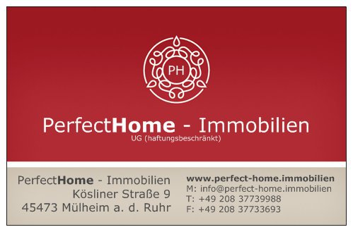 Makler Mülheim An Der Ruhr perfecthome immobilien ug haftungsbeschränkt home